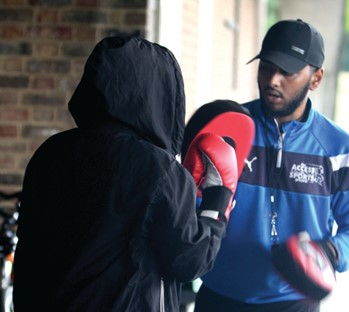 Boxing For Fitness Activators
